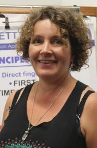 Deborah Nicholson